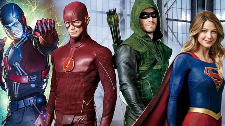 Image 1 : Arrow, Flash, Supergirl... : c'est reparti pour un tour