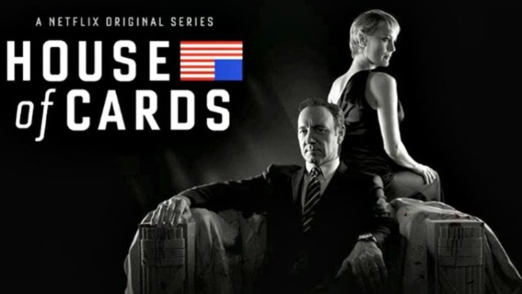Image 1 : House of Cards : Frank Underwood revient le 30 mai