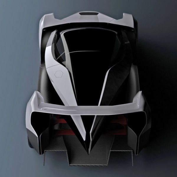 Image 4 : Dendrobium : la supercar électrique made in Singapour