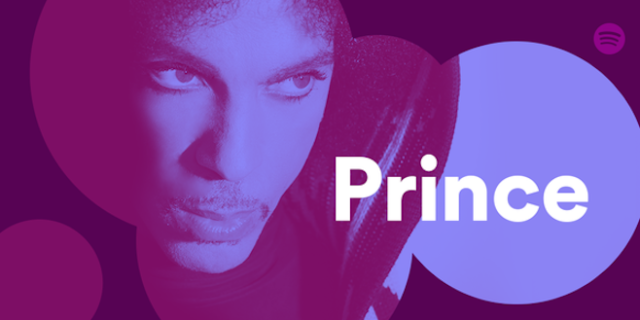 Image 2 : Prince est de retour sur les sites de streaming audio
