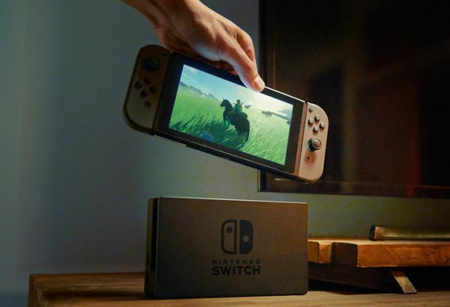 Image 2 : Nintendo Switch : on craque pour la nouvelle console hybride ?