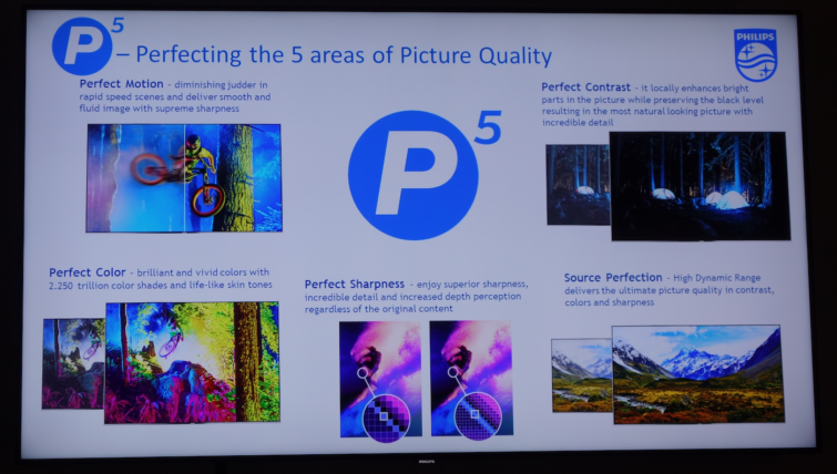 Image 5 : Philips 55POS9002 : un TV Oled Ultra HD moins cher