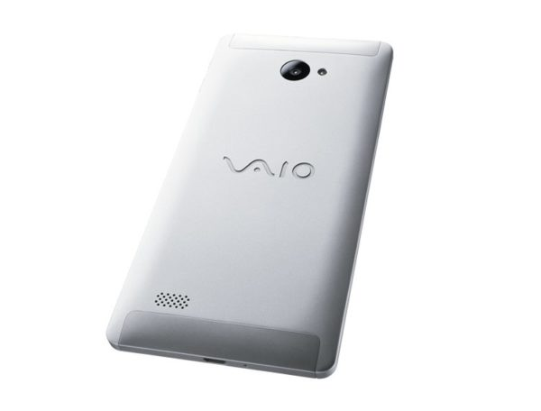 Image 2 : Phone A : Vaio lance son premier smartphone sous Android