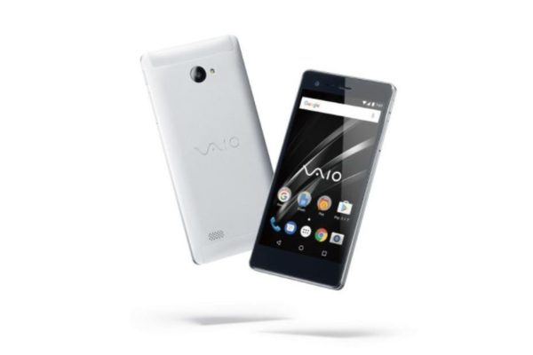 Image 1 : Phone A : Vaio lance son premier smartphone sous Android