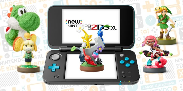 Image 1 : Nintendo 2DS XL : une New 3DS XL à 150$, mais sans 3D