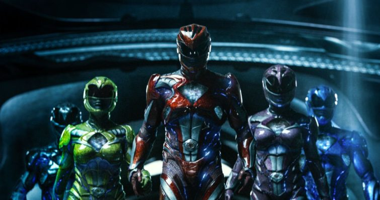 Image 5 : Power Rangers : la Geek Critique