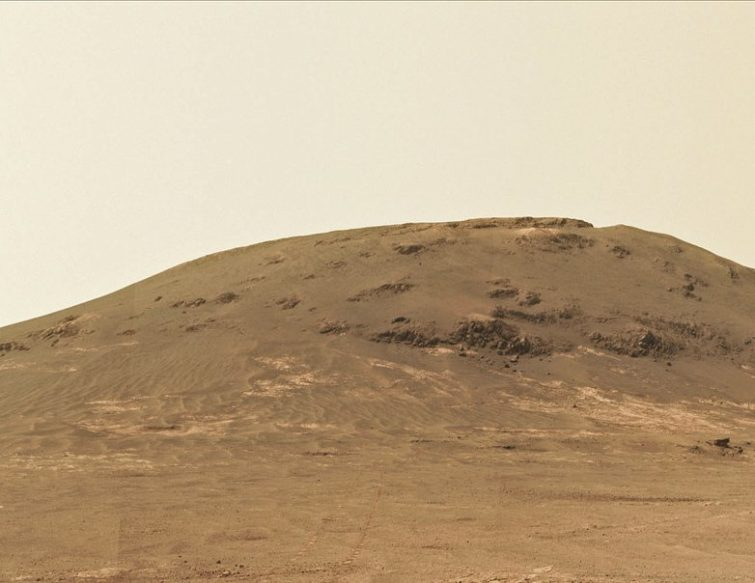 Image 1 : Mars : le rover Opportunity continue sa mission depuis 13 ans