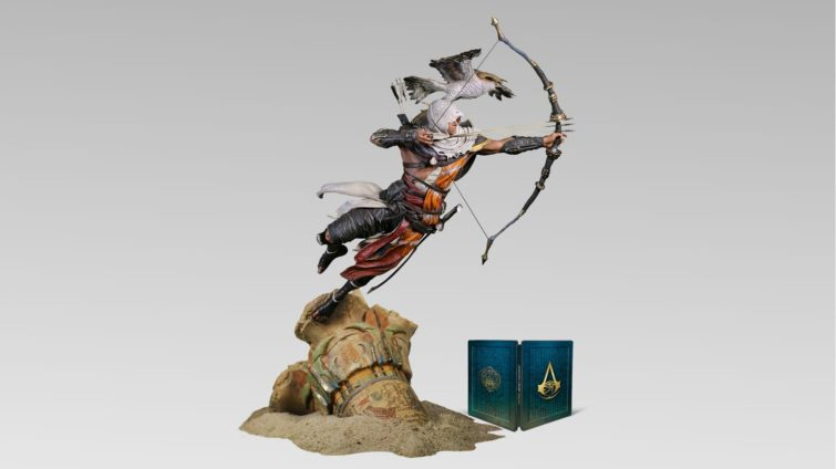 Image 2 : L'édition collector d'Assassin's Creed Origins coûtera juste 800 euros
