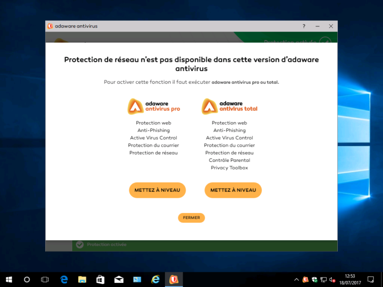 Image 8 : [Test] Ad-Aware Free Antivirus 12 : défense de seconde zone