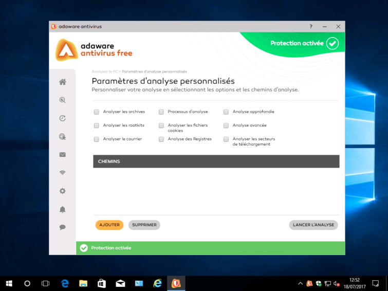 Image 6 : [Test] Ad-Aware Free Antivirus 12 : défense de seconde zone