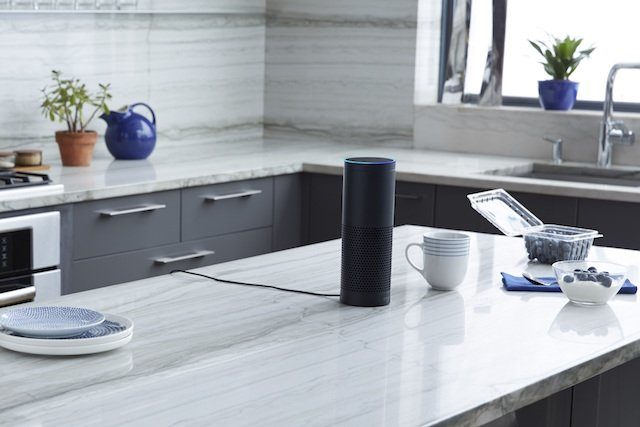 Image 1 : Amazon transforme ses enceintes Echo en véritables interphones