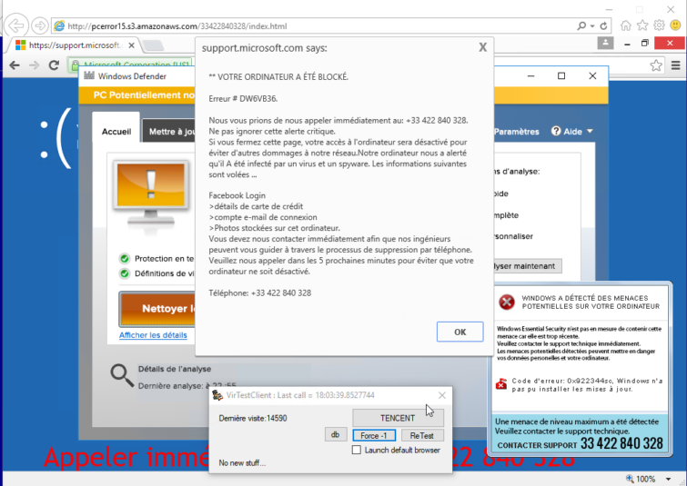 Image 10 : [Test] Windows Defender : que vaut l'antivirus intégré à Windows 10 ?
