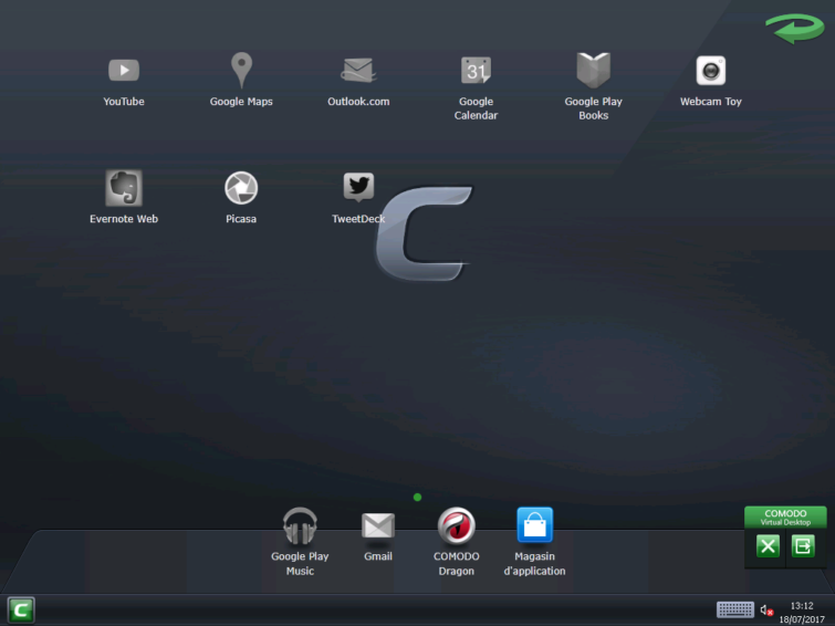 Image 4 : [Test] Comodo Free Internet Security 10 : la suite des Geeks
