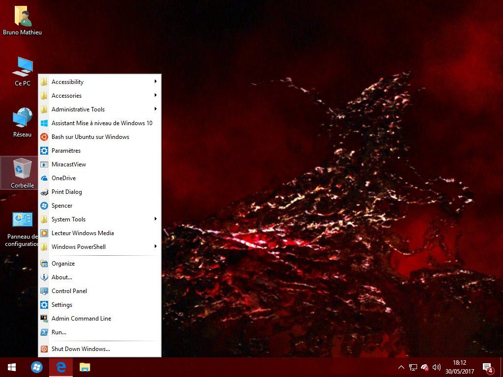 Image 10 : Windows 10 : comment lui redonner le look et les fonctions de Windows 7 ?