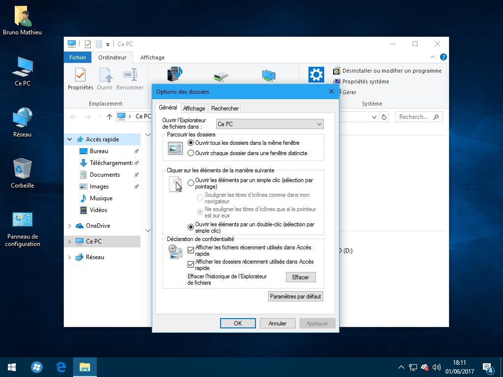 Image 6 : Windows 10 : comment lui redonner le look et les fonctions de Windows 7 ?