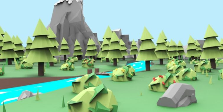 Image 1 : Blocks : la nouvelle application de Google facilite la création d'objets VR en 3D