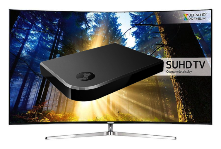 Image 1 : Samsung embarque Steam Link dans ses TV Ultra HD