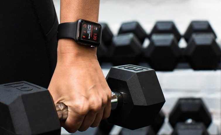 Image 1 : L'Apple Watch voudrait devenir un coach sportif