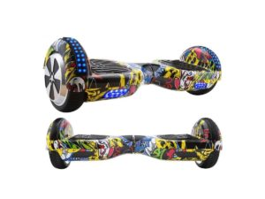 Image 1 : [Promo] Hoverboard iScooter à 138 € ou 149 € avec Bluetooth