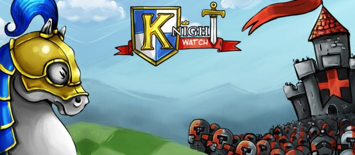 Image 1 : Knight Watch : les échecs en mode fun sur iOS