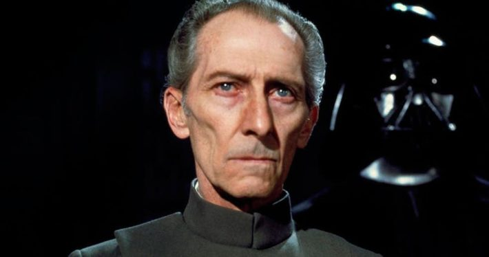 "Image 1 : Star Wars Rogue One : voilà comment le Grand Moff Tarkin a été ""ressuscité"""