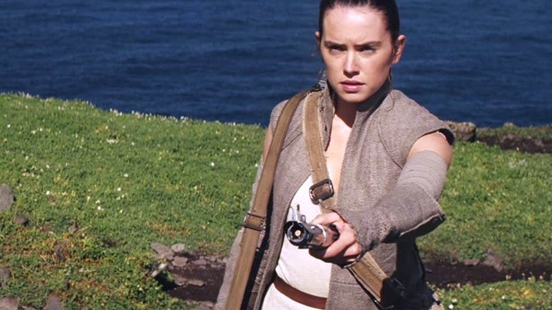 Image 1 : Star Wars 9 : Rey pense quitter la saga après L'Ascension de Skywalker