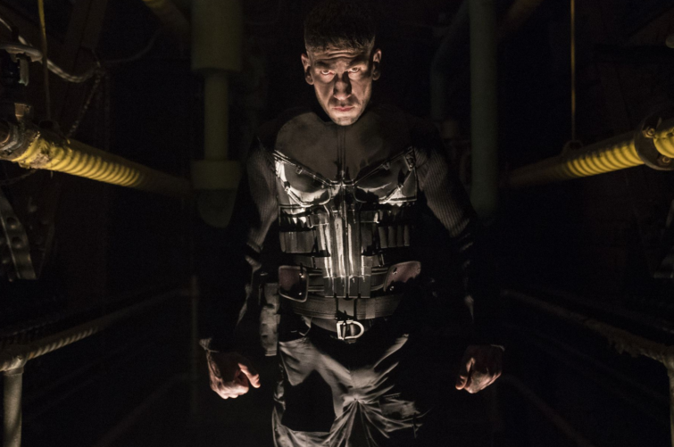 Image 1 : Il y aura bien une Saison 2 de The Punisher
