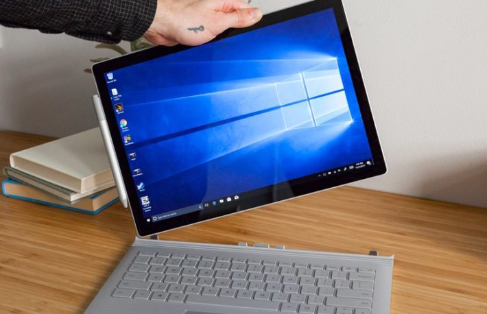 Image 3 : Surface Book 2 : on a testé le nouveau portable hybride de Microsoft