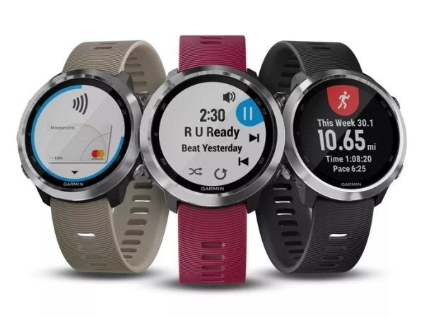 Image 1 : Garmin Forerunner 645 Music, test de la montre connectée