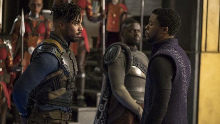 Image 7 : Black Panther : la Geek Critique