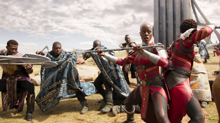 Image 6 : Black Panther : la Geek Critique