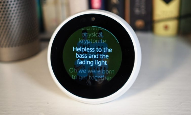 Image 8 : [Test] Echo Spot : que vaut le réveil intelligent d'Amazon ?
