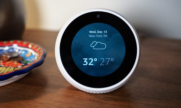 Image 5 : [Test] Echo Spot : que vaut le réveil intelligent d'Amazon ?