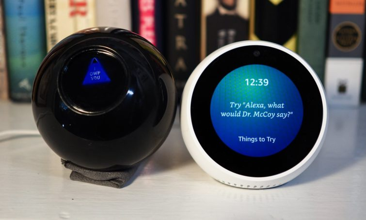 Image 9 : [Test] Echo Spot : que vaut le réveil intelligent d'Amazon ?