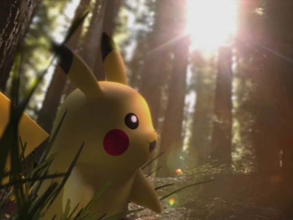 Image 1 : Pokemon Go en documentaire animalier