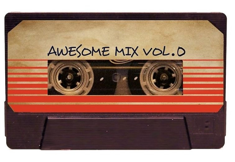 Image 1 : Les Gardiens de la Galaxie : James Gunn dévoile l'Awesome Mix vol. 0