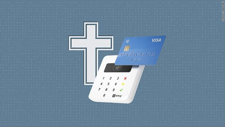 Image 1 : L'Église d'Angleterre va accepter les dons par Google Play Apple Pay et SMS