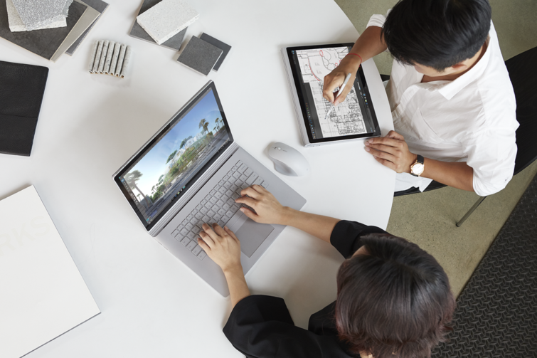 Image 1 : [Sponso] Surface Book 2 : taillé pour la performance