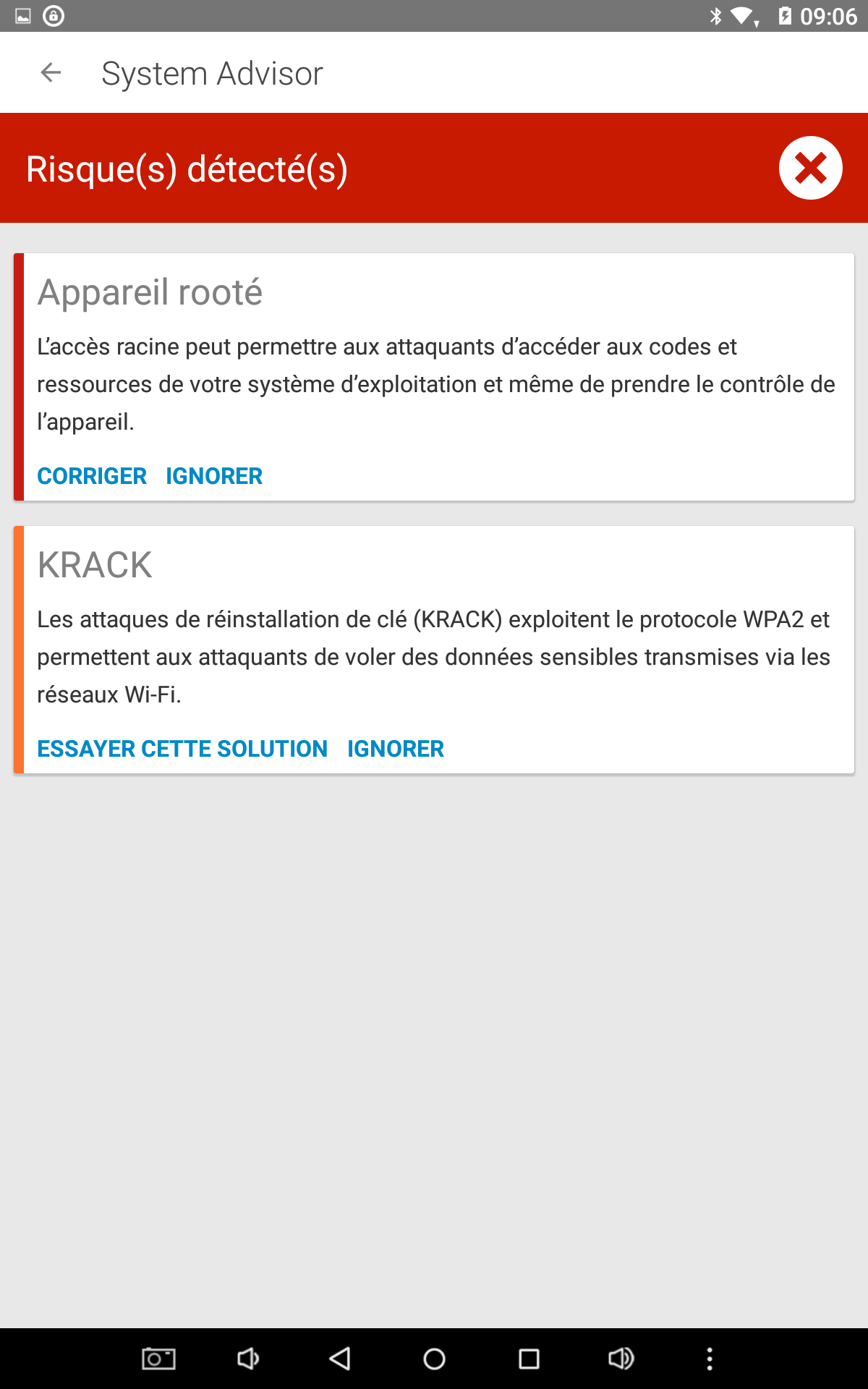 antivirus gratuit android forum