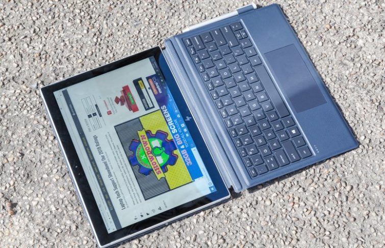Image 8 : HP Envy x2 : on a testé le premier portable ARM sous Windows 10