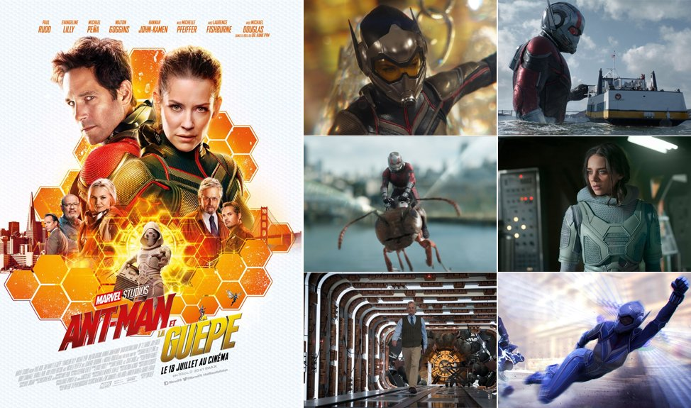 Image 1 : Marvel : 20 films de super-héros passés au crible