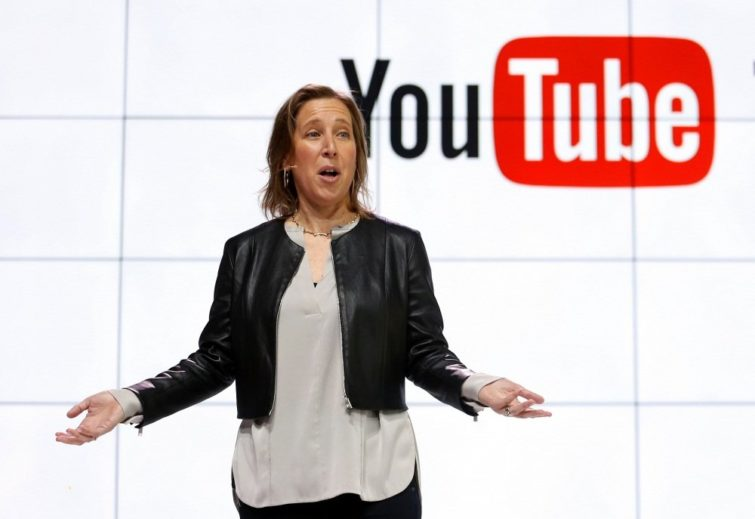 Image 1 : Youtube annonce ses chiffres d'audience hallucinants