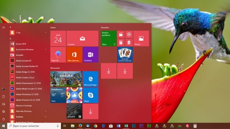 Image 1 : Windows 10 : la build 17134.81 corrige le gros bug des SSD Intel et Toshiba