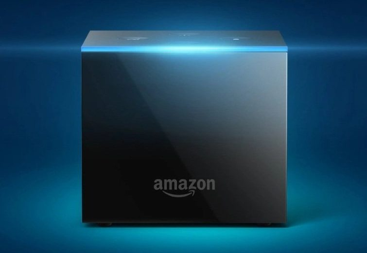 Image 1 : Fire TV Cube : Amazon fusionne Echo Dot et Fire TV 4K