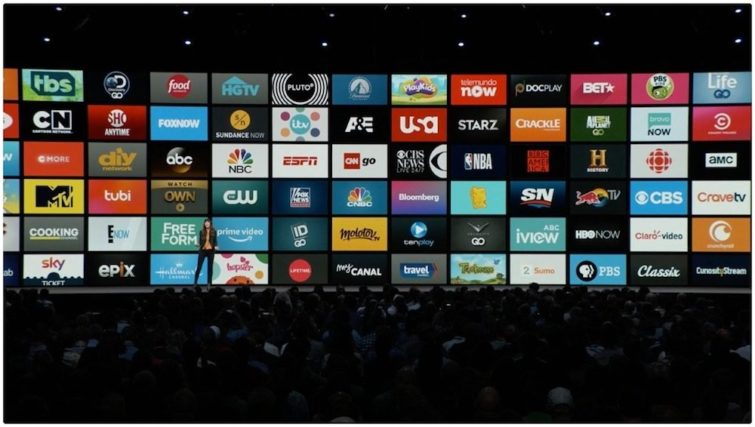 Image 1 : L'Apple TV passe au son Dolby Atmos