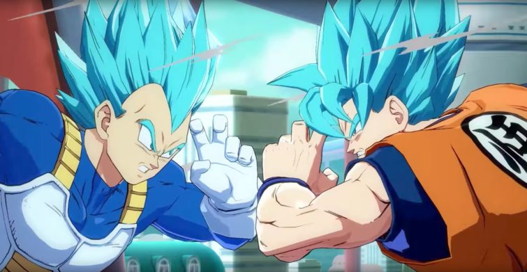 Image 1 : La Switch aura aussi droit à son Dragon Ball FighterZ