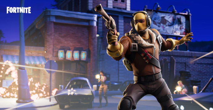 Image 1 : Fortnite arrive sur Android !