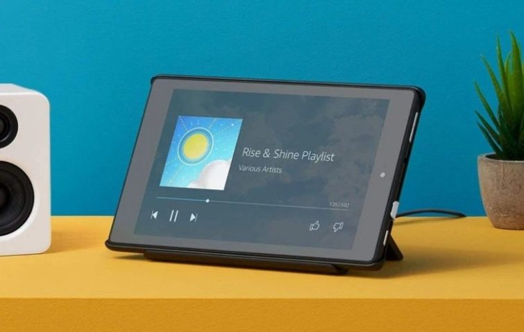 Image 1 : Fire HD : Amazon transforme sa tablette en assistant tactile