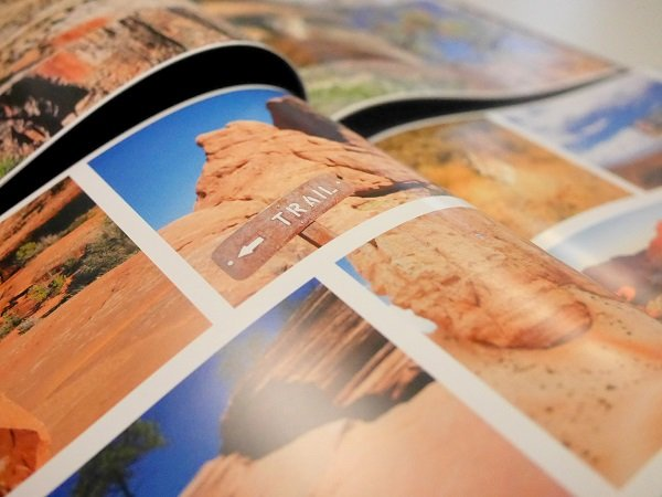 Image 1 : Livre photo : quel est le meilleur service d'album photo ?
