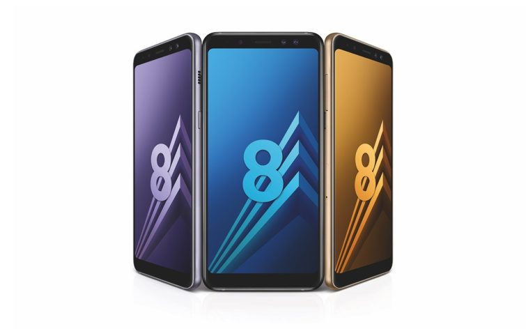 Image 1 : Android Oreo arrive sur le Galaxy A8